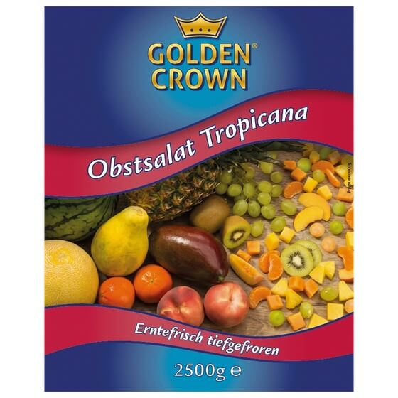 Tropicana Mischung TK 2,5Kg Golden Crown