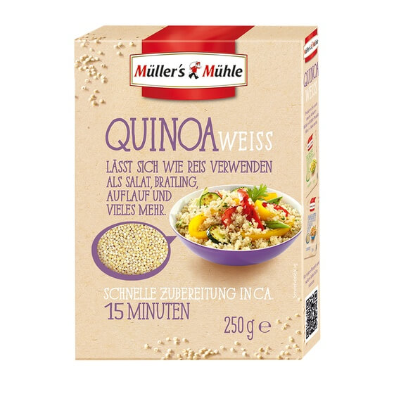 Quinoa 250g Müllers Mühle
