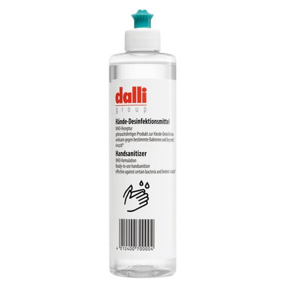 Hand Desinfektion 450ml Dalli