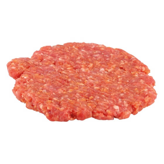 gemischte Hack Patties roh 15x120g Tray