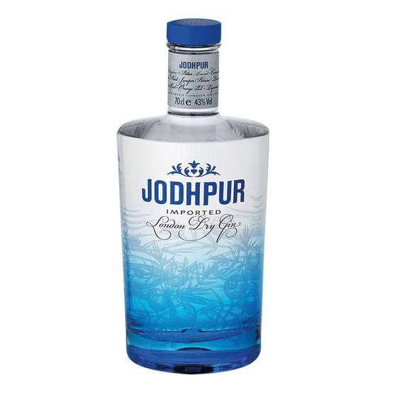 London Dry Gin 43,0%vol 700ml Jodhpur