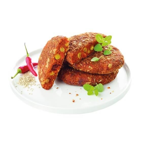 Quinoa Chili Burger