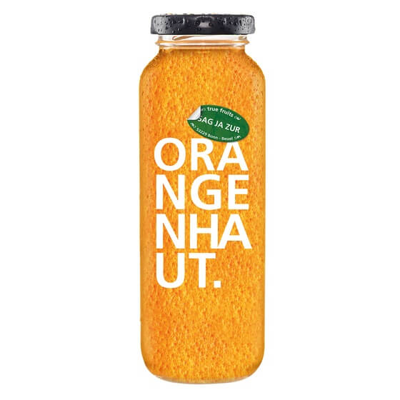 Smoothie Orangenhaut 250ml True Fruits