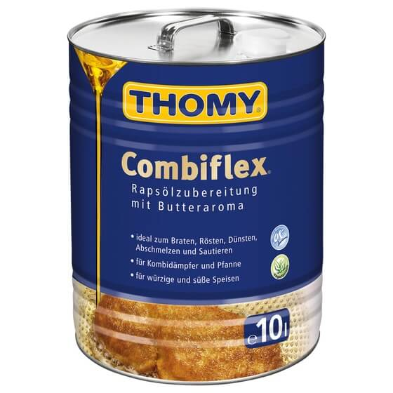 Rapsöl Combiflex 10l Thomy